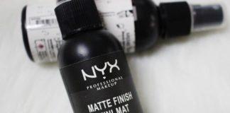 NYX Professional MakeUp Setting Spray (Matte) - Untuk Kulit Normal dan Berminyak