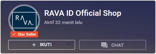 RAVA ID Shopee