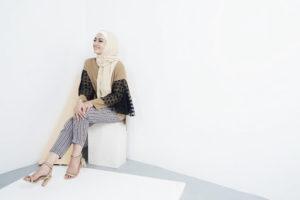 Gaya Hijab Ayudia Bing Slamet