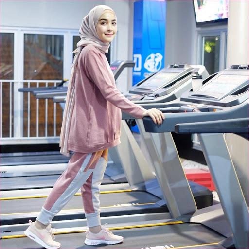 pakaian olah raga muslim