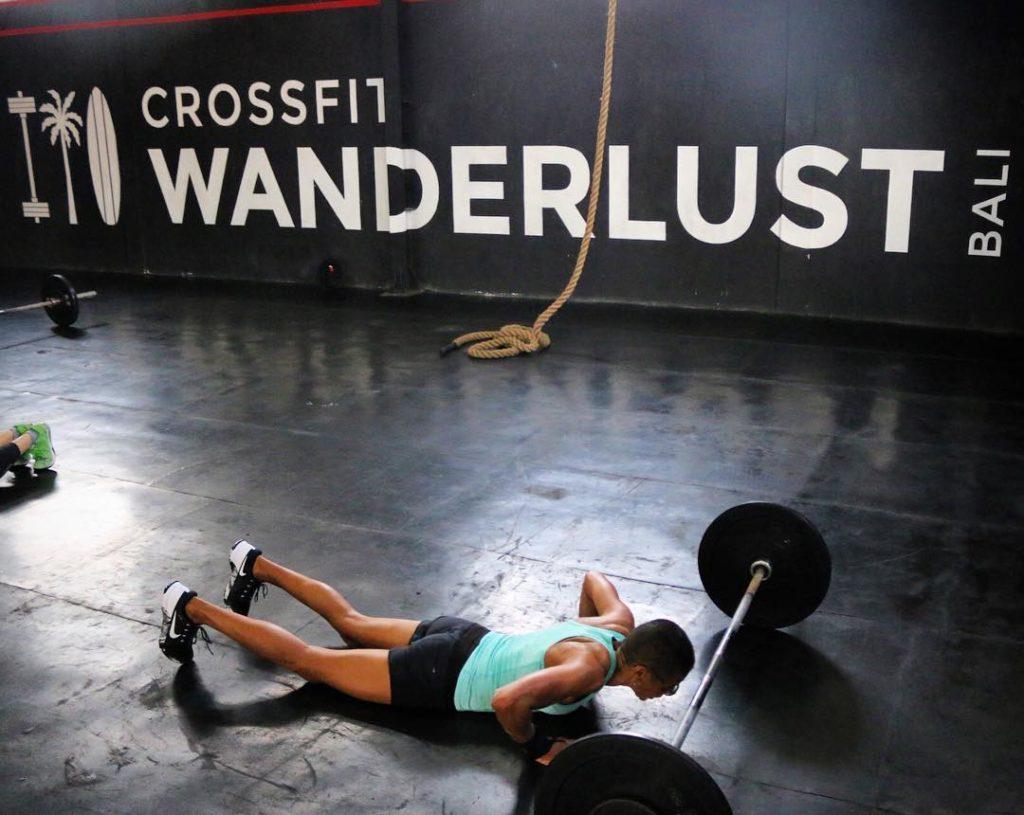 Latihan crossfit