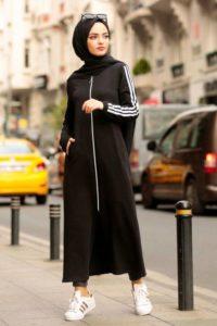 Hijab fashion boyish