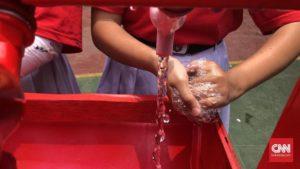 Panduan Mencuci Tangan