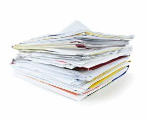 Selamatkan dokumen penting saat banjir