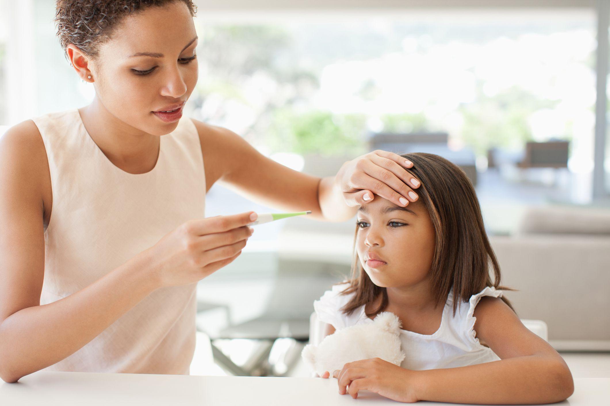 Gejala virus corona pada anak lebih ringan
