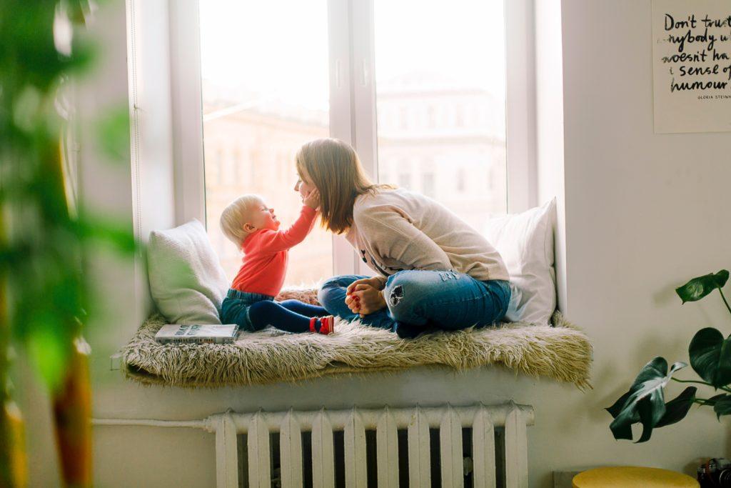 Bicara dengan si kecil tentang virus corona