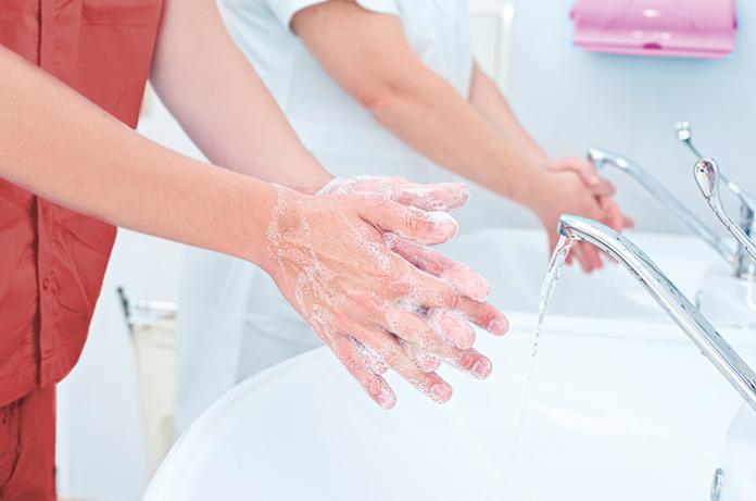Panduan Mencuci Tangan yang Benar