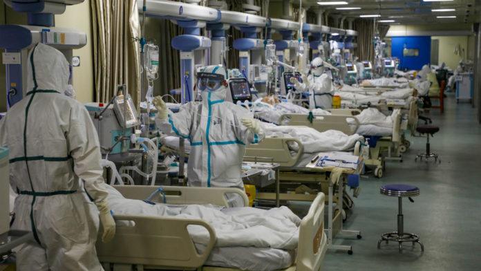 pasien virus corona meninggal di Indonesia