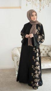 fashion muslim gamis