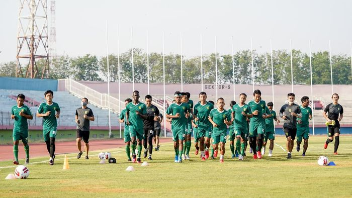 Inovasi Klub-klub Shopee Liga 1 Memantau Kebugaran Pemain