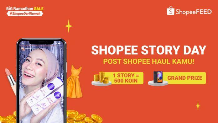 shopee story
