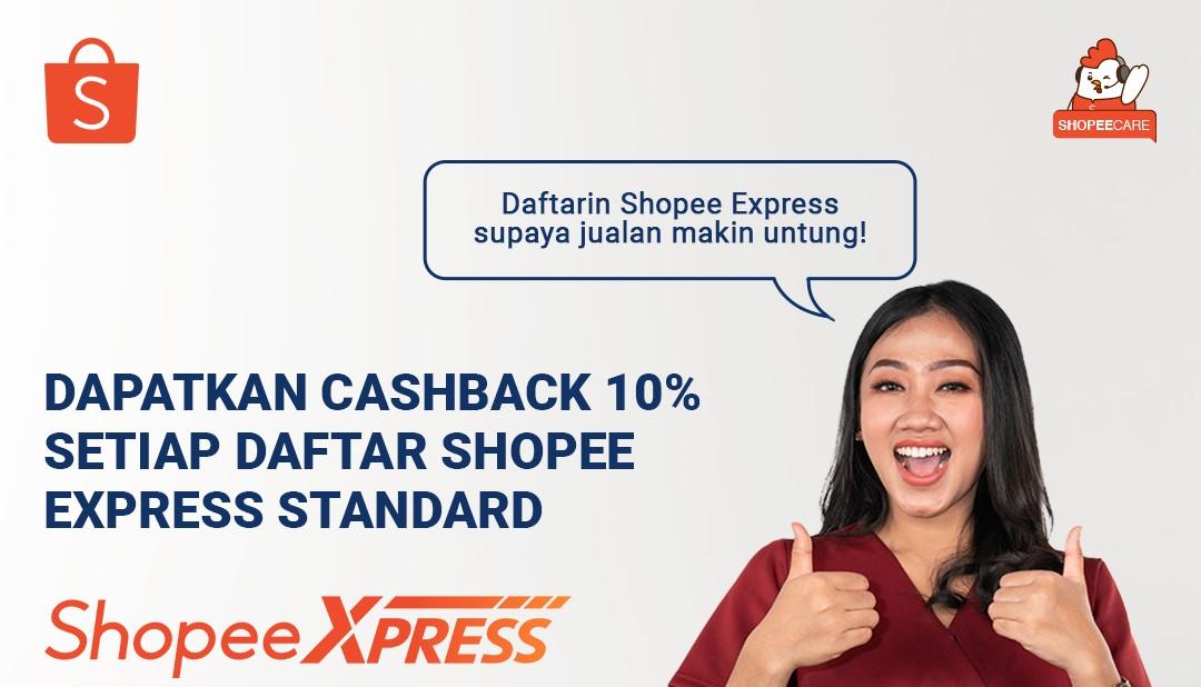 Buat Kamu Para Seller Di Shopee Pakai Shopee Express Lebih Untung Inspirasi Shopee