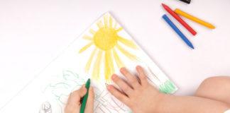 ajari anak cara menggambar