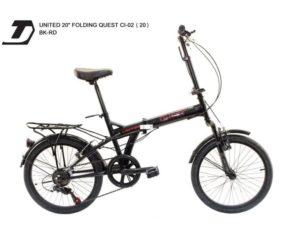 Sepeda lipat united quest c1 02