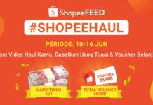 shopee feed shopee haul