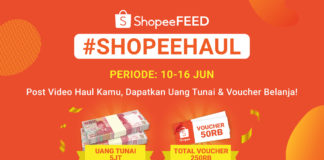 shopee feed shopee haul