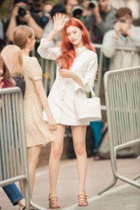 tips fashion perempuan tinggi