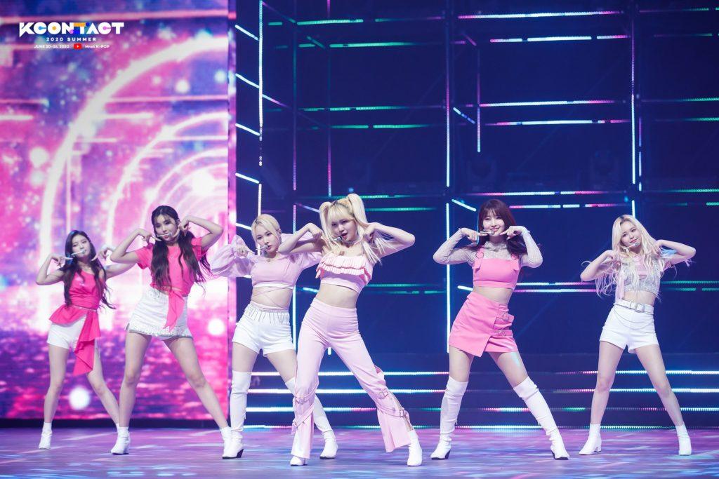 Everglow cover twice idol kpop
