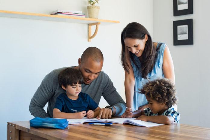 Anti stres belajar di rumah