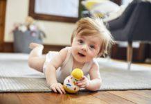 Ide sensory play untuk bayi