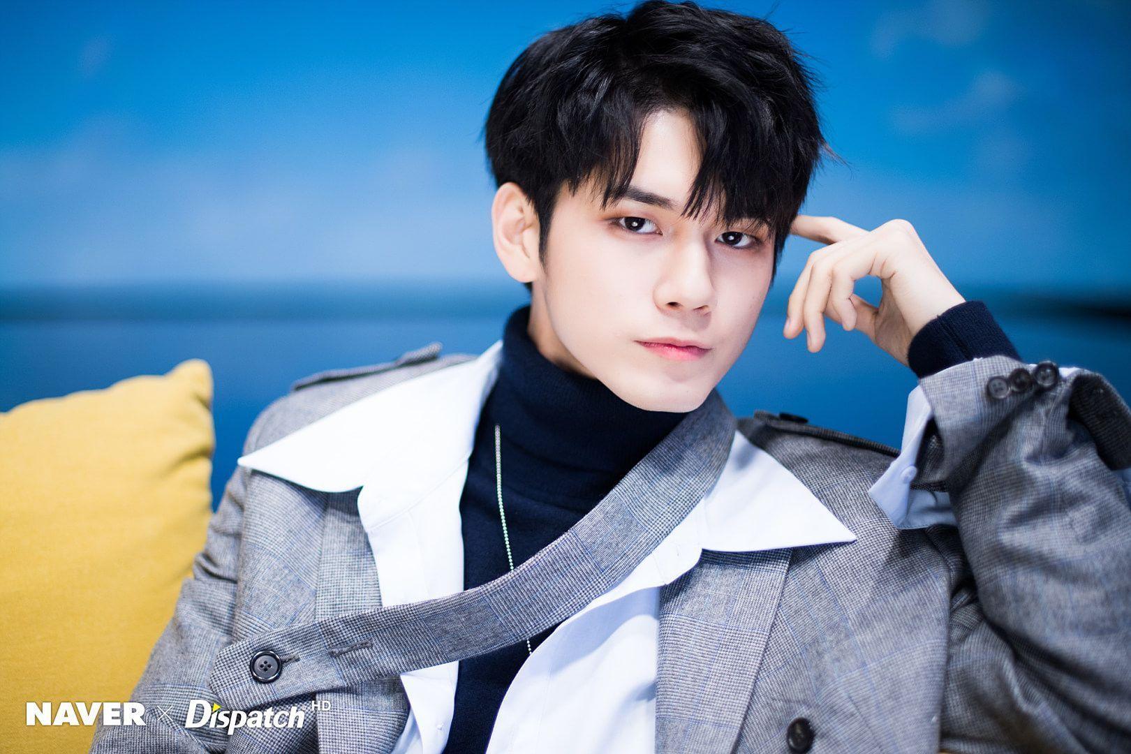 Ong Seong Wu Idol kpop