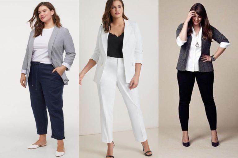 Pilihan Baju Kerja Plus Size Buat Kamu yang Udah Siap Ngantor Lagi!