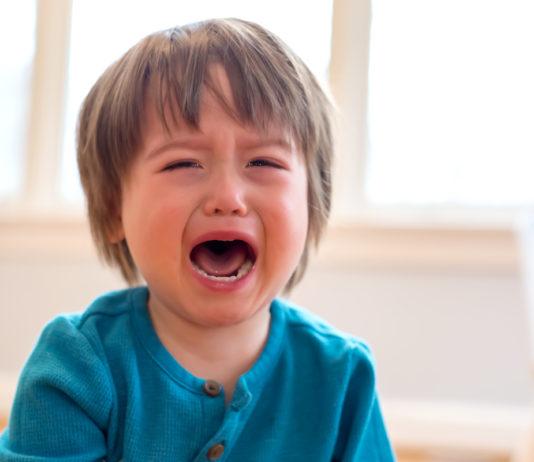 Tips atasi tantrum anak