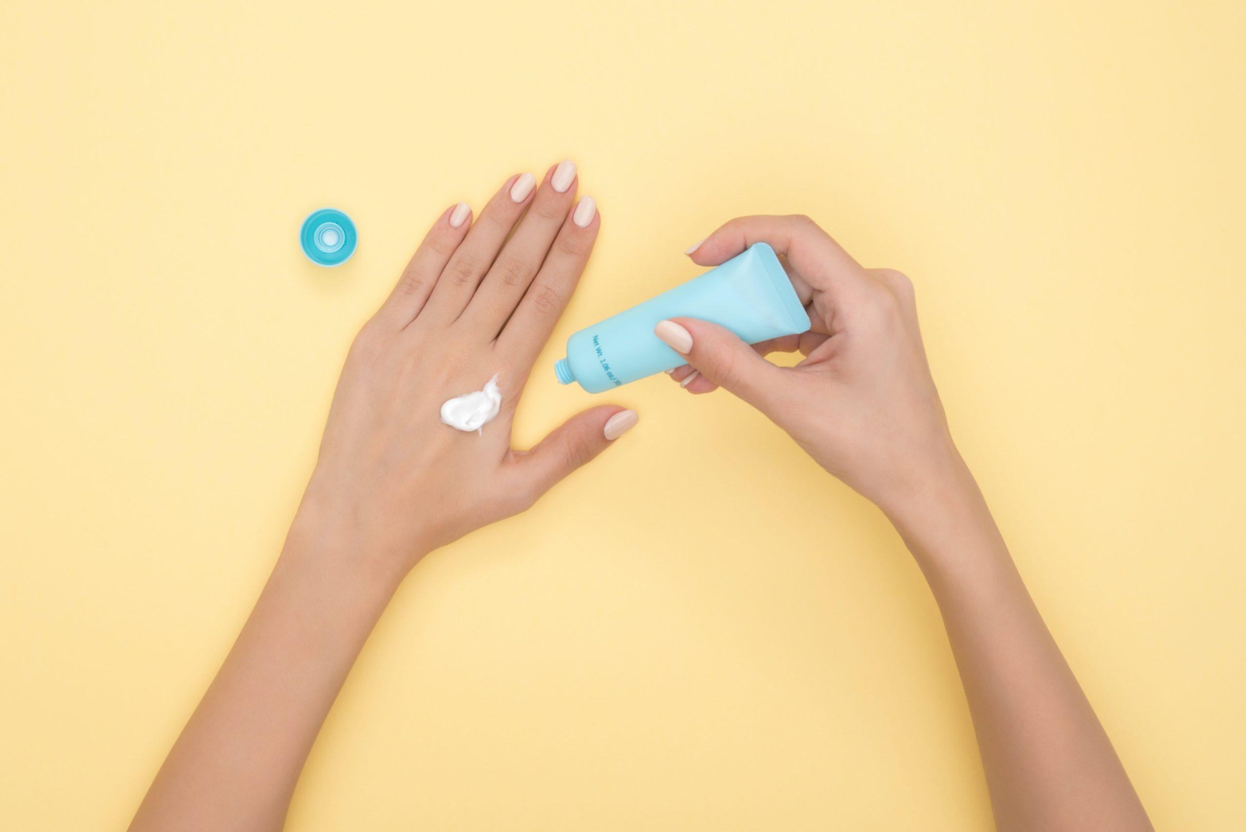 Body lotion kunci kulit sehat dan lembap