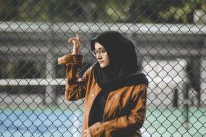 gaya pakaian muslim