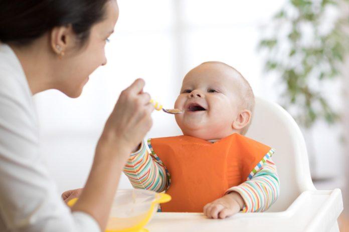 Membuat MPASI untuk bayi