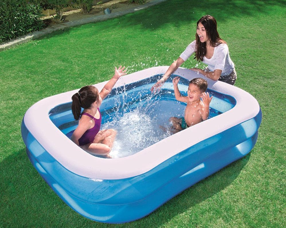 Kolam renang portable