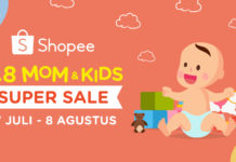 Perlengkapan bayi murah