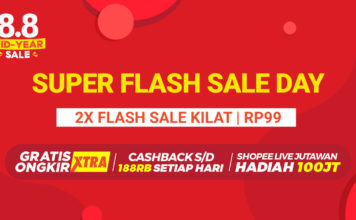 shopee flash sale
