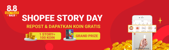 Shopee Story Day