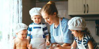Ide menu memasak bersama balita