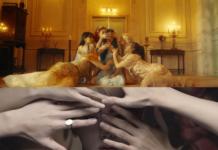 MV BTS dan GFriend