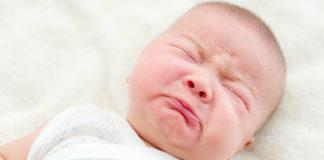 Sembelit pada bayi