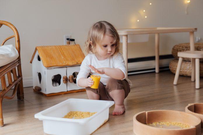 Tips anak bermain di rumah