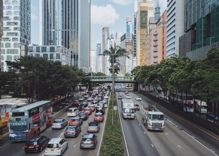 Sektor Transportasi Mengalami Perlambatan Ekonomi di Era New Normal