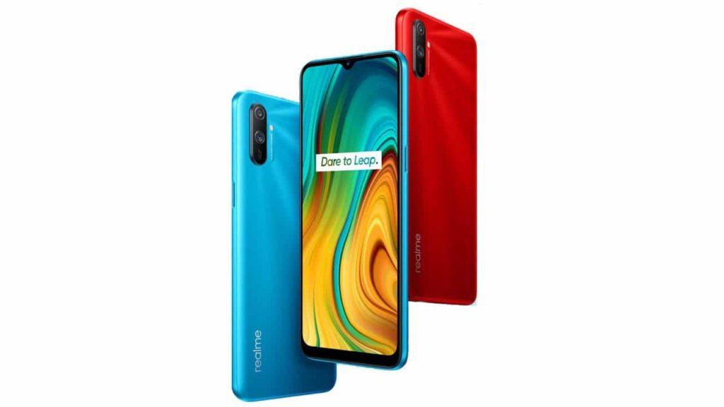 realme c11 smartphone paling dinanti shopee
