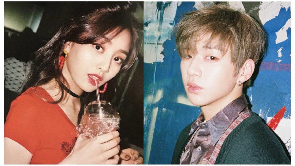 jihyo kang daniel pasangan selebriti korea selatan