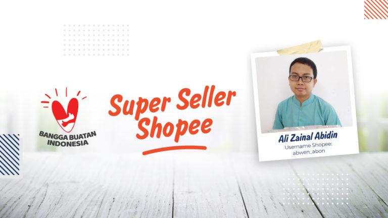 Cerdik Dalam Inovasi Produk Jadi Kunci Sukses Shopee Seller Ini