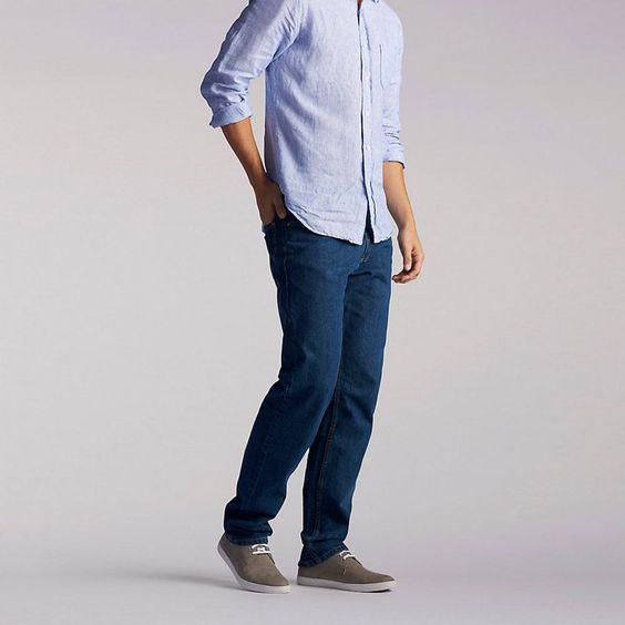 regular jeans shopee