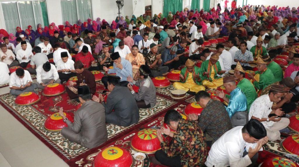 nganggung perayaan tahun baru islam