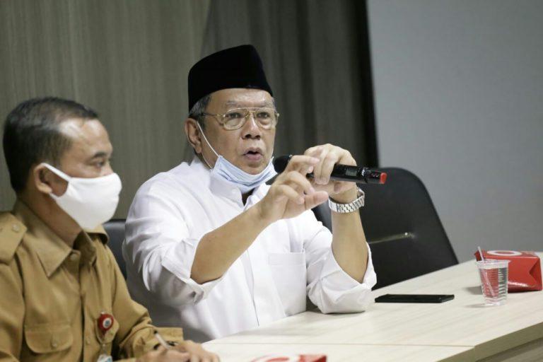 Pemkot Tangsel Dukung Pemprov DKI Jakarta Untuk Menggencarkan Tes Corona
