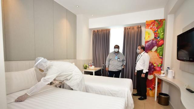 Hadapi Adaptasi Kebiasaan Baru, Sektor Perhotelan Optimis Akan Membaik