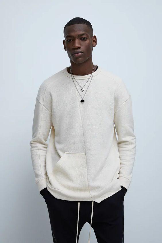sweatshirt loungewear pria