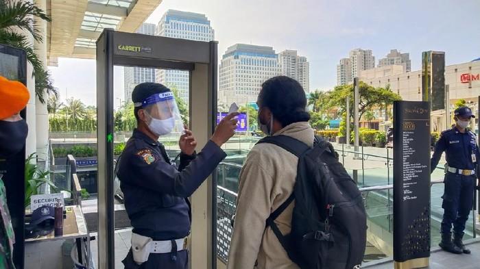 Hadapi Era Adaptasi Kebiasaan Baru, Beberapa Mal Jakarta Ubah Jam Operasi