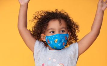 Anjuran masker anak di tengah pandemi Virus Corona