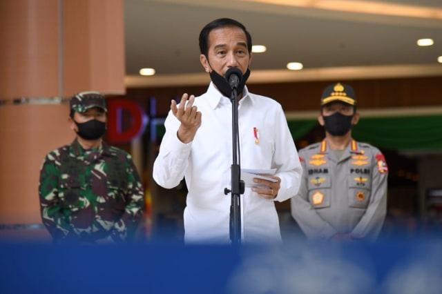 Jokowi: Adaptasi Kebiasaan Baru Bukan Berarti Sudah Aman dari Corona